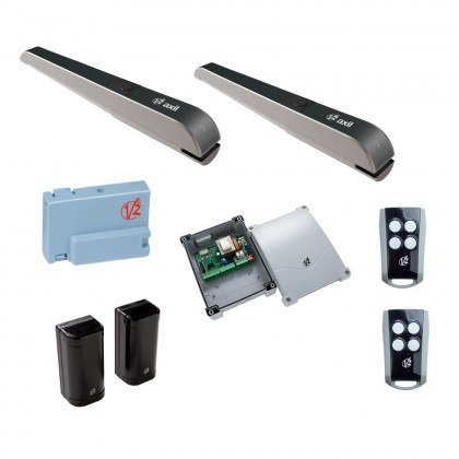 V2 Axil 29F008 24Vdc ram kit with digital control for swing gate up to 2.8m - DISCONTINUED